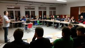 C-Trainerlehrgang Brandis Nov. 2014