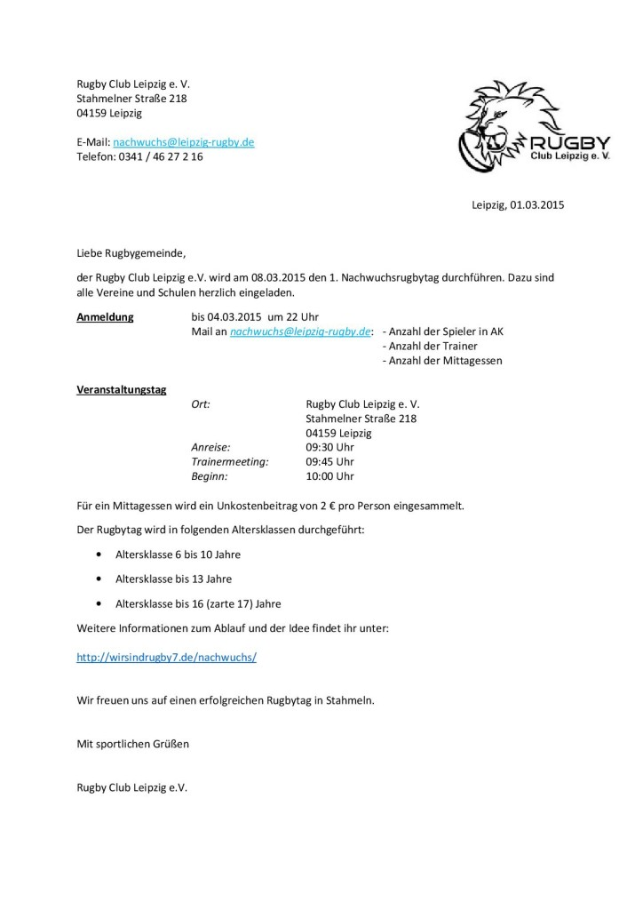 Einladung 1. Nachwuchsrugbytag Leipzig 2015-001