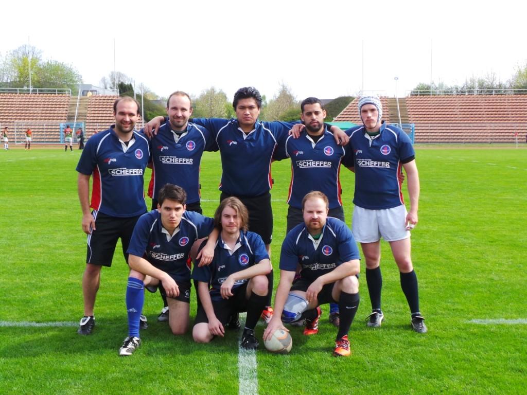 Tower Rugby aus Chemnitz