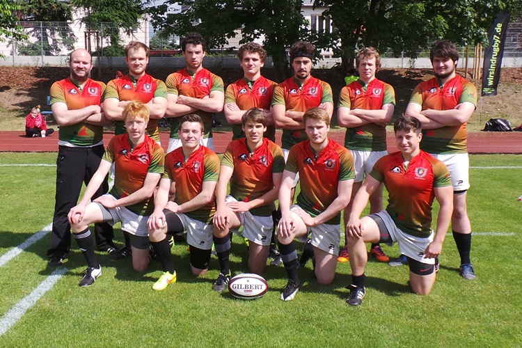 USC Magdeburg Rugbylegion MMVIII