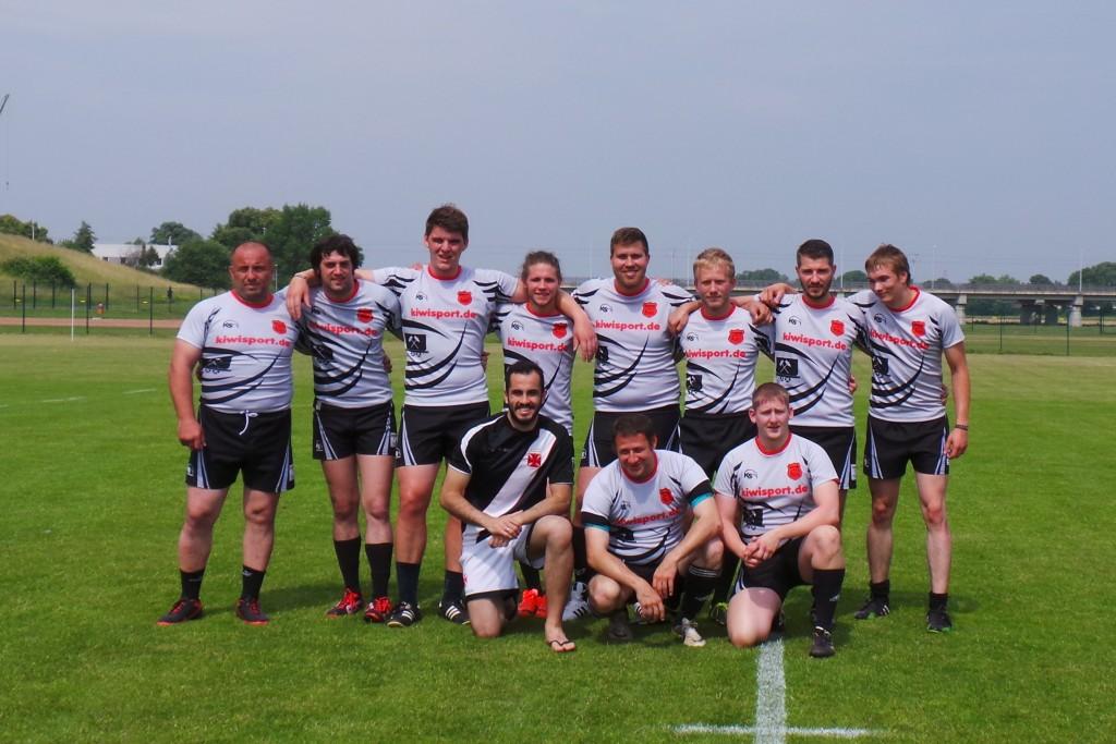 Grubenhunte Rugby des ATSV Freiberg