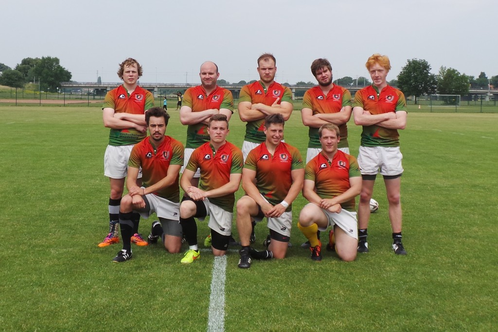 Rugbylegion MMVIII USC Magdeburg