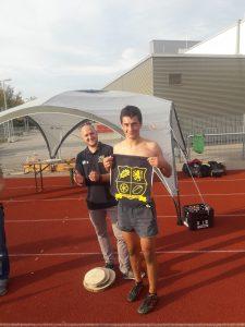 Christopher Rupp , Spieler des Tages in Erfurt 2018/19
